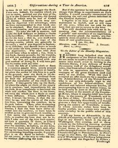 Monthly Magazine, December 01, 1805, Page 23