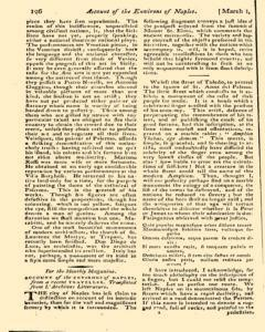 Monthly Magazine, March 01, 1806, Page 26