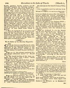 Monthly Magazine, March 01, 1806, Page 32