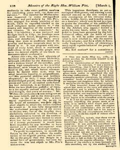 Monthly Magazine, March 01, 1806, Page 38