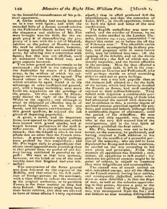 Monthly Magazine, March 01, 1806, Page 42