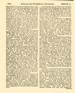 Monthly Magazine, March 01, 1806, Page 62