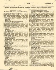 Monthly Magazine, March 01, 1806, Page 72
