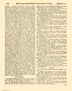 Monthly Magazine, March 01, 1806, Page 76