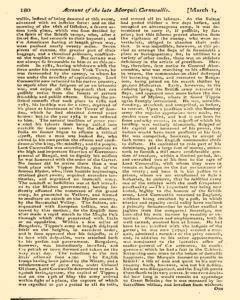 Monthly Magazine, March 01, 1806, Page 80