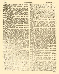 Monthly Magazine, March 01, 1806, Page 84