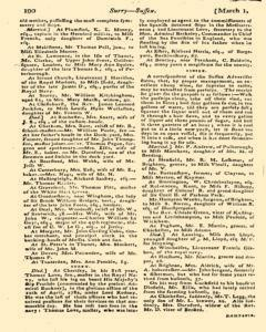 Monthly Magazine, March 01, 1806, Page 90