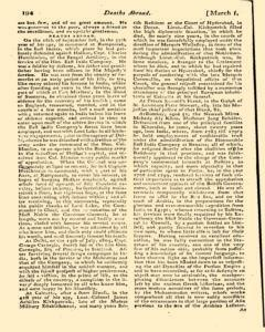 Monthly Magazine, March 01, 1806, Page 94