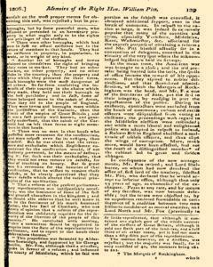Monthly Magazine, March 01, 1806, Page 39