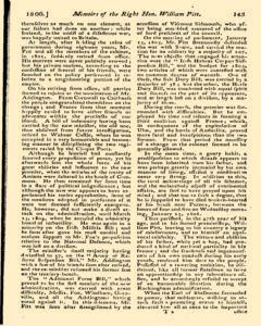 Monthly Magazine, March 01, 1806, Page 43