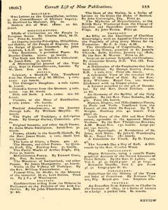 Monthly Magazine, March 01, 1806, Page 53