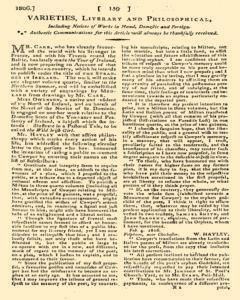 Monthly Magazine, March 01, 1806, Page 59