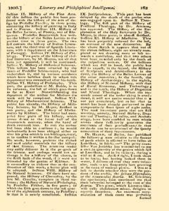 Monthly Magazine, March 01, 1806, Page 63