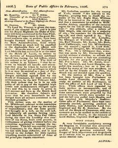 Monthly Magazine, March 01, 1806, Page 71