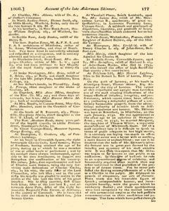 Monthly Magazine, March 01, 1806, Page 77