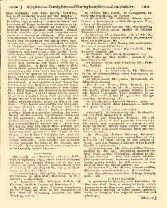 Monthly Magazine, March 01, 1806, Page 85