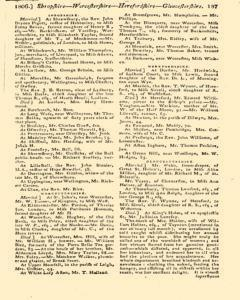Monthly Magazine, March 01, 1806, Page 87