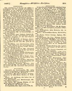 Monthly Magazine, March 01, 1806, Page 91