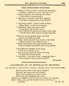 Monthly Mirror, October 01, 1806, Page 56