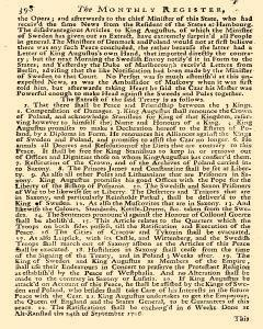 Monthly Register, October 01, 1806, Page 18
