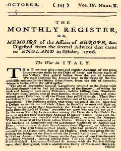 Monthly Register, October 01, 1806, Page 3