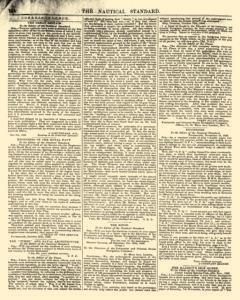 Nautical Standard and Steam Navigation Gazette, November 14, 1846, Page 12