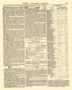 Nautical Standard and Steam Navigation Gazette, November 14, 1846, Page 3