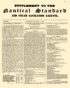 Nautical Standard and Steam Navigation Gazette, November 14, 1846, Page 17
