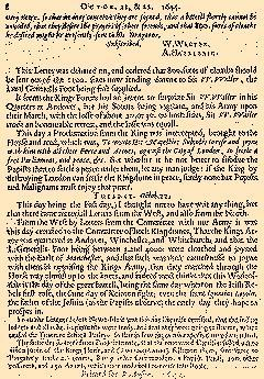 News and Affairs of Europe, October 16, 1644, Page 6