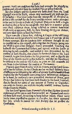 Parliamentary Intelligence, May 15, 1644, Page 7