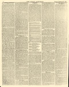 Penny Newsman, February 17, 1861, Page 6