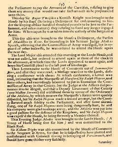 Perfect Diurnall, August 01, 1642, Page 6