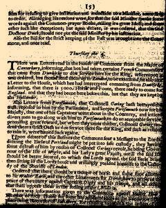 Perfect Diurnall, August 01, 1642, Page 16