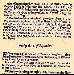 Perfect Diurnall, August 29, 1642, Page 6