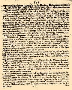 Perfect Diurnall, August 29, 1642, Page 2