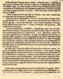 Perfect Diurnall, August 29, 1642, Page 5