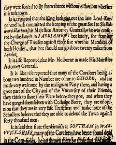 Perfect Diurnall, August 29, 1642, Page 7