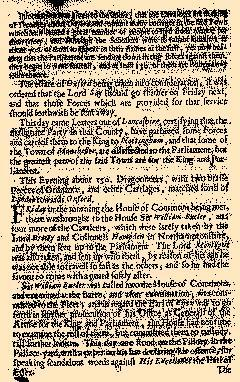 Perfect Diurnall, September 05, 1642, Page 6