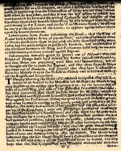 Perfect Diurnall, September 12, 1642, Page 5