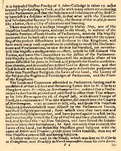 Perfect Diurnall, September 12, 1642, Page 8
