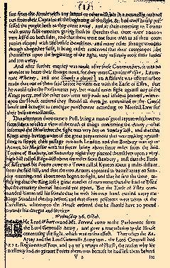 Perfect Diurnall, October 24, 1642, Page 3