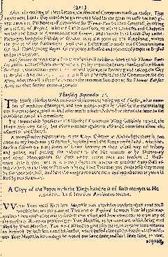 Perfect Diurnall, September 15, 1645, Page 2