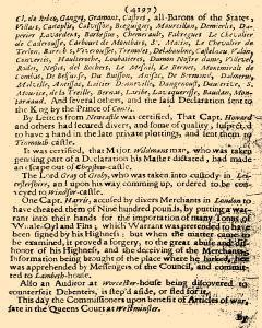 Perfect Diurnall, February 26, 1655, Page 5
