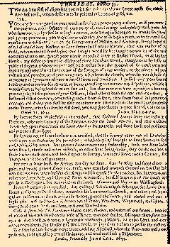 Perfect Occurences of Parliament, October 25, 1644, Page 4