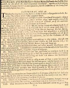 Perfect Occurences of Parliament, October 25, 1644, Page 2