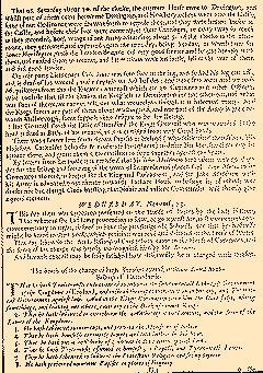 Perfect Occurences of Parliament, November 08, 1644, Page 5