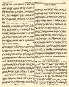 Poor Law Chronicle, February 07, 1867, Page 3