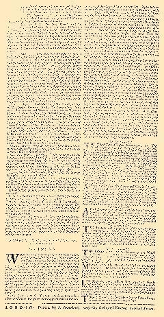 Post Boy, June 03, 1710, Page 1