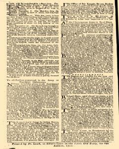 Post Man, September 17, 1702, Page 2