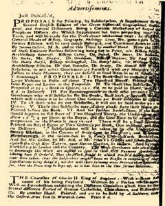 Present State Of Europe, June 01, 1803, Page 48